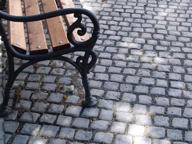 Natural dlažby PRESBETON – Dokonalá imitace přírodních materiálů - Imitace dlažebních kostek - dlažba KOBE