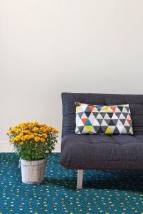 Vytvořte vlastní dekor z mozaiky: je to snadné
