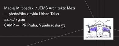 Urban Talks: Maciej Miłobędzki