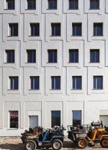 kruh jaro 2018 : Jiná perspektiva - foto: Hild und K Architekten