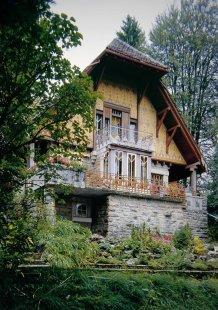 Petr Šmídek : Le Corbusier před Le Corbusierem - Villa Fallet v La Chaux-de-Fonds, Charles-Édouard Jeanneret, 1905
