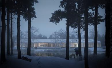 Tým mladých architektů vyhrál první cenu v soutěži na stavbu muzea v Norsku