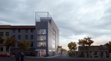 Vnitroblok v brněnském Bronxu se začne měnit příští rok  - foto: Chybik+Kristof Architects & Urban Designers