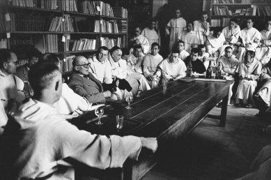 Jan Hanák : Duchovní aspekty pozdní tvorby Le Corbusiera