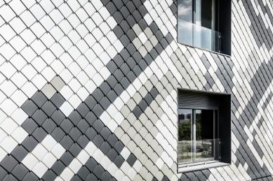 Hadí dům v Grenoblu - foto: © PREFA   Croce & Wir