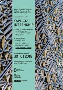 Kaplicky Internship - vyhlášení 4. ročníku soutěže