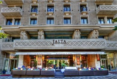 Hotel Jalta, architektonický skvost Václavského náměstí, slaví 60. výročí