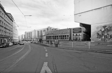 Seifertova ulice pravděpodobně změní podobu - Bezovka původní stav - foto: edit!