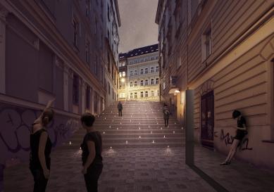 Seifertova ulice pravděpodobně změní podobu - Rokycanova návrh - foto: edit!