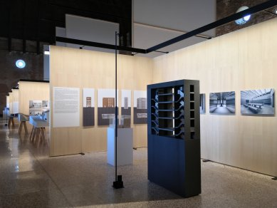 K výstavě Davida Chipperfielda ve Vicenze - foto: Petr Šmídek, 2018