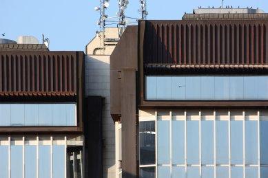 Odborníci žádají, aby úřady nepovolily demolici budov Transgas - foto: Lukáš Beran
