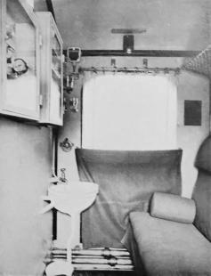Le Corbusier : Rozhodná chvíle architektury - Interieur nemocničního vozu (Ringhofer)