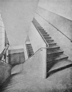 Le Corbusier : Rozhodná chvíle architektury - J. Marrast : Schodiště
