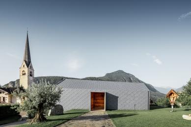 Salón krásy, Livo, Itálie - foto: Croce & WIR