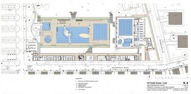 Projekt krytého bazénu ve Znojmě zpracují Burian - Křivinka