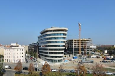 CTP dokončila první fázi výstavby Vlněny - foto: Petr Šmídek, 2018