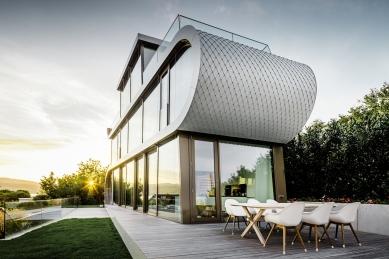 Flexhouse, Meilen u Curyšského jezera - foto: Croce & WIR