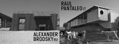 kruh podzim 2018 : Raul Pantaleo + Alexander Brodsky