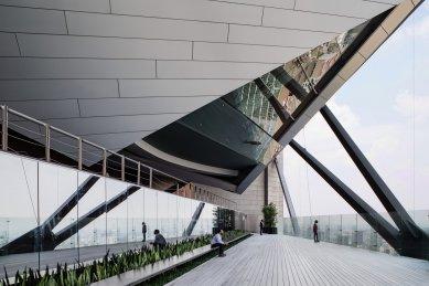 Cenu pro nejlepší výškovou stavbu získala mexická Torre Reforma