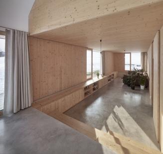 Horská chata v Horním Rakousku od mia2 - foto: Kurt Hörbst
