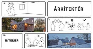 Katalogový dům v GAB - 1. prezentace