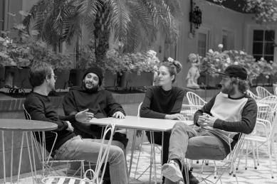 Singularch: Toni Gironès Saderra a TAB - foto: TAB