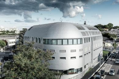 Technologické centrum Paříž
