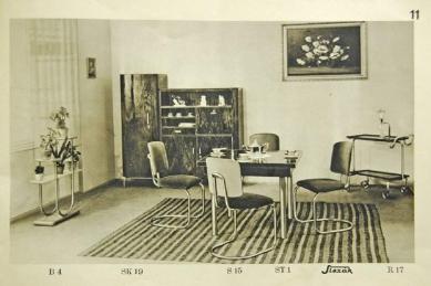 Slezákovy závody:111 let výroby kovového nábytku vBystřici pod Hostýnem