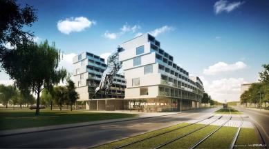 Prahu promění inovativní budova Nové Invalidovny