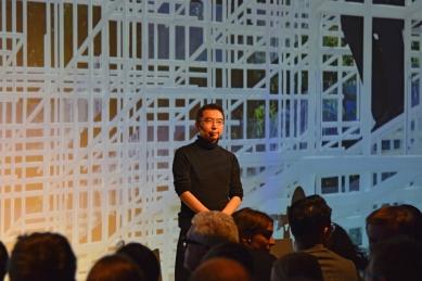 Fujimoto: Budoucnost je ve spojení přírody a architektury - foto: Petr Šmídek, 2019