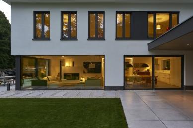 Renovace rodinného domu v německém městě Bergisch Gladbach