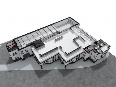 Kunsthalle Praha se otevře za dva roky, už připravuje program - Vizualizace
