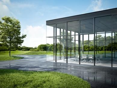 Panoramatická fasáda Schüco FWS 35 PD obdržela Red Dot Product Design Award 2019