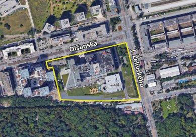 Central Group přestaví budovu Telecomu podle návrhu Evy Jiřičné