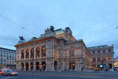 Před 150 lety se otevřela Vídeňská státní opera - foto: Petr Šmídek, 2017