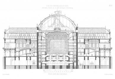 Před 150 lety se otevřela Vídeňská státní opera