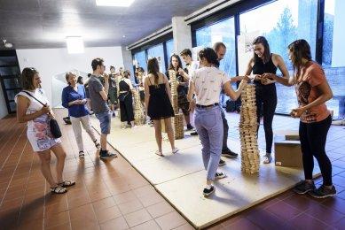 Den otevřených dveří na FA ČVUT - foto: Vic Ryszawy