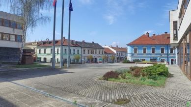 Trenčín – revitalizácia pešej zóny: Hviezdoslavova – Jaselská – Vajanského – Sládkovičova