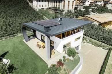 Casa Giovannini, Flavon - foto: Croce & WIR
