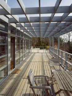 Cena archiwebu 2006: Martin Rajniš - 'VEJMINEK' - dům pro Pavla Štechu, realizace 2002 - foto: archiv autora