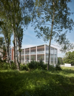 Finalisté ceny Architekt roku 2019 - Obnova Památníku Tomáše Bati ve Zlíně (TRANSAT architekti) - foto: J. Skokan a M. Tůma, BoysPlayNice, 2019