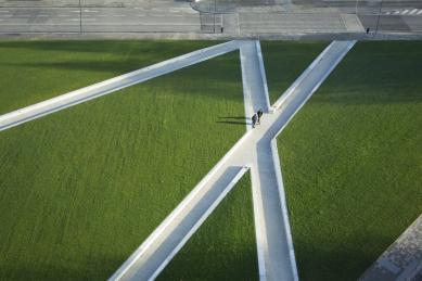 Finalisté ceny Architekt roku 2019 - Revitalizace spodní části Gahurova prospektu ve Zlíně, 2013 - foto: Dorota Velek