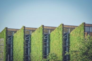 Finalisté ceny Architekt roku 2019 - realizace zelene haly Liko-Vo ve Slavkově u Brna, 2019 - foto: Archiv společnosti LIKO-S