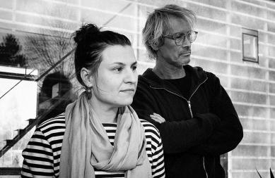 Finalisté ceny Architekt roku 2019 - Alena Mičeková a Petr Stolín