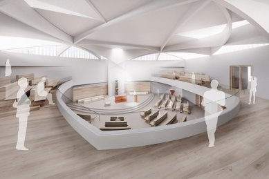 V Brně-Líšni vyroste za 70 milionů kostel s trojúhelníkovou lodí