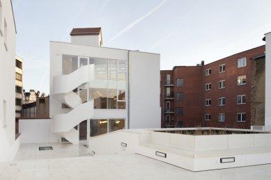 kruh podzim 2019: Belgická architektonická inspirace - ROTOR