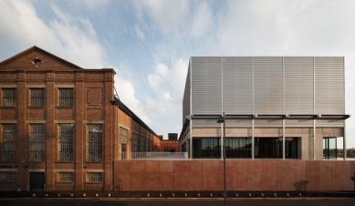 kruh podzim 2019: Belgická architektonická inspirace - 51n4e architects