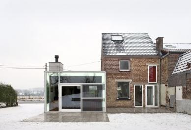 kruh podzim 2019: Belgická architektonická inspirace - architecten de vylder vinck taillieu