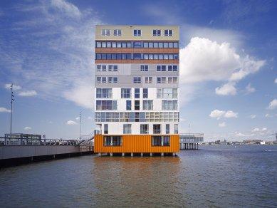 CAMP v září přivítá světové architekty - Silodam - foto: MVRDV
