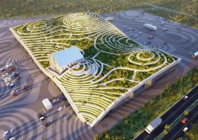 CAMP v září přivítá světové architekty - Tainan market - foto: MVRDV